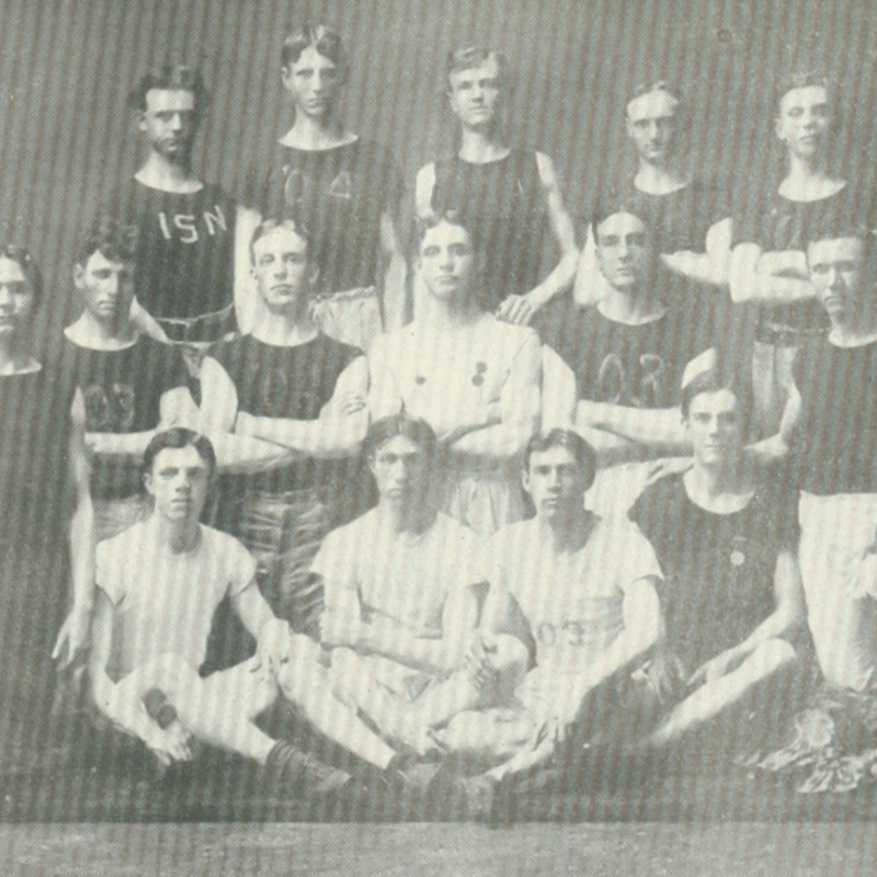 Track team, 1901