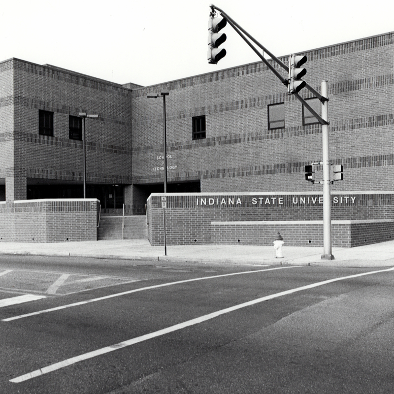 Technology building, 1983