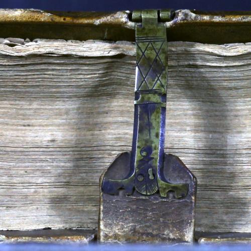Metal, clasp detail